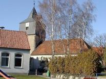 Bild der Kirche von St. Nicolai, in Alferde